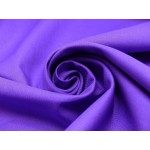Baumwolle - Uni lila