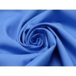 Baumwolle - Uni jeansblau
