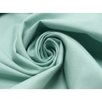 Baumwolle - Uni mint