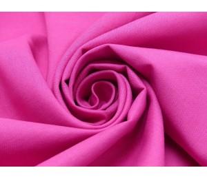 Baumwolle - Uni pink