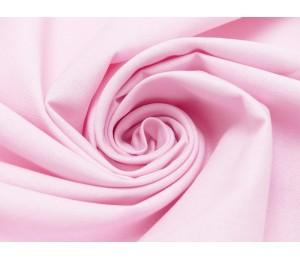 Baumwolle - Uni rosa