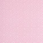 Jaquard Bündchen - Karla rosa weiß Punkte