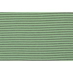 Ringelbündchen Ringel grau lime