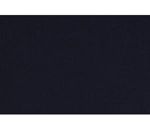Bündchen - Rippe marine dunkelblau