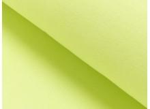 Bündchen in pastell - limone