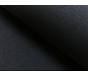 Bündchen in schwarz