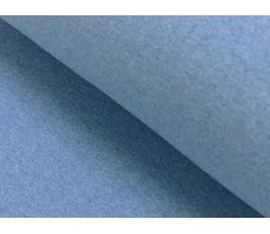 Bündchen hellblau meliert
