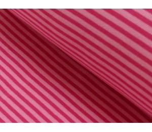 Ringelbündchen pink rosa Bündchen gestreift