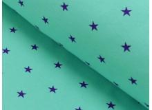 Bündchen kleine Sterne mint