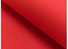 Bündchen einfarbig rot