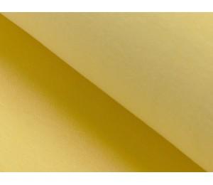 Bündchen - organic - hell gelb
