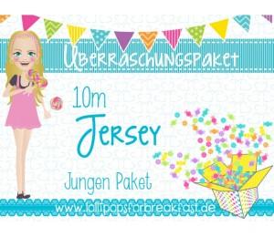 Jersey Überraschungspaket Junge 10m