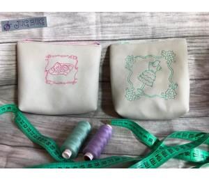 Stickserie - Sewing Blocks