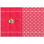 Jersey Biene Maja Panel 3 rot