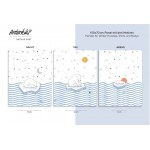 Summerweat - Bio Lillestoff Antarktis Panel Eisbär