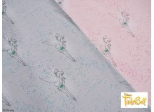 Jersey - Tinkerbell grau