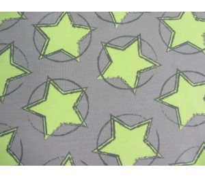 Jersey - Stars in the middle lime