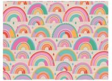 Bio Jersey Lillestoff - Regenbogen