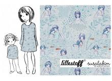 Sommersweat Trollelfen - Lillestoff Susalabim
