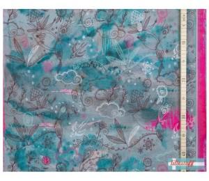 Bio Jersey Lillestoff - Flores