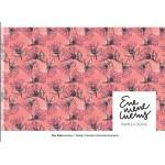 Bio Jersey Lillestoff - Flor rosa