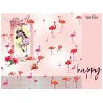 Bio Jersey Lillestoff - Happy Panel