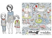 Bio Jersey Lillestoff - Ich male mir meine Welt