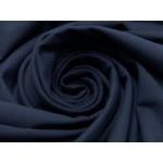 Jersey Uni - einfarbig dunkelblau marine