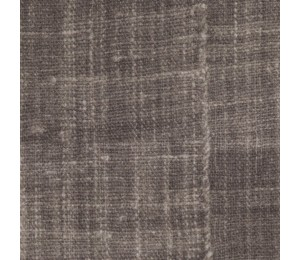 Dekostoff Canvas Bogota Jeansoptik grau