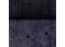 Dekostoff Canvas Cherry Picking Mr. Greystone blau