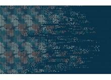 Modal Sweat - Decode Bienvenido Colorido blau