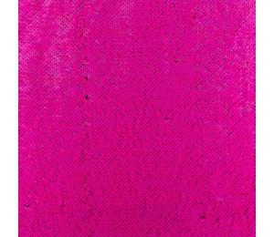 Wendepailletten - pink holographisch