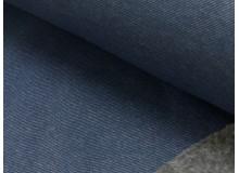 Alpenfleece Jeans blau