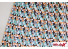 Lillestoff Sweat Triangle, mint