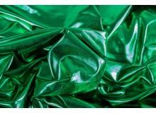 Metallic Webware Leni grün