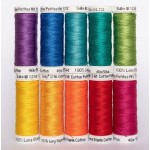 SULKY® COTTON Petites 12 - COLOUR WHEEL (10 x 46m Snap Spulen)