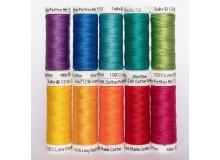 SULKY® COTTON Petites 12 - COLOUR WHEEL (10 x 46m Snap Spulen)