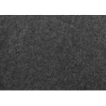 Filz 1.5 mm dunkelgrau melange