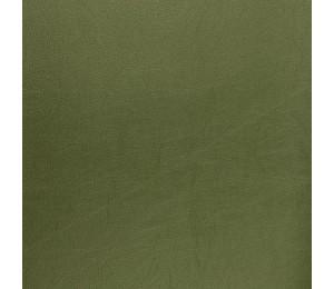 Kunstleder weich Army grün