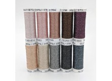 SULKY® POLY SPARKLE 30 - Winter (10 x 265m Snap Spulen)